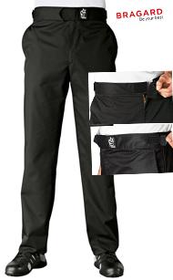 pantalon de cuisine bragard denver noir