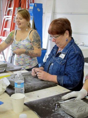 ogg-claymaking