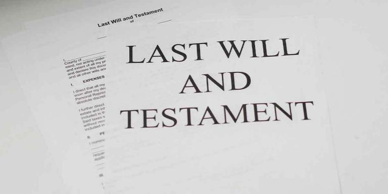 Essential estate planning document