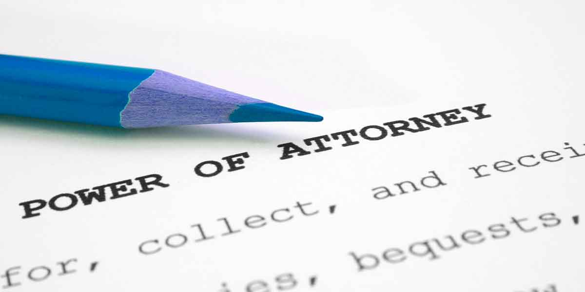 how does a power of attorney work in probate?