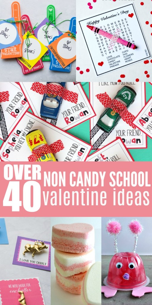 40 Non Candy School Valentine Ideas - Morgan Manages Mommyhood