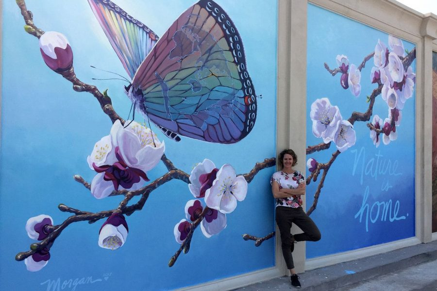 Bay Area muralist goes to China