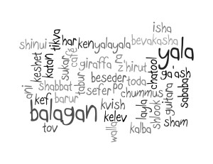 All the Hebrew I know
