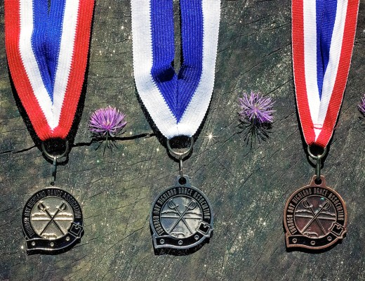 Competition medals Thunder Bay   Morgan's School of Highland Dance