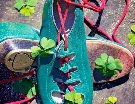 Why Take Highland Dance? Jig Shoes | Morgan's School of Highland Dance