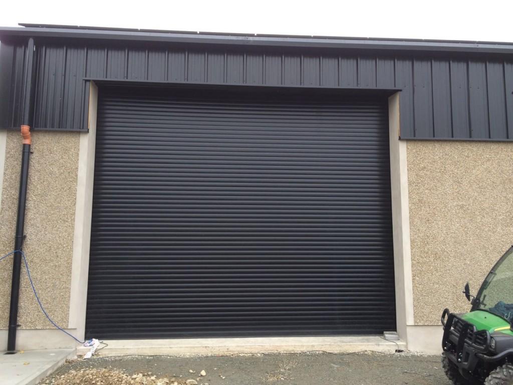 Industrial Roller Shutters Insulated Mor Garage Doors