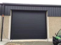 Industrial Roller Shutters - Insulated | MOR Garage Doors