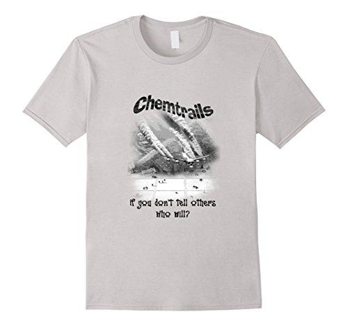 Chemtrails – Male Medium – Silver