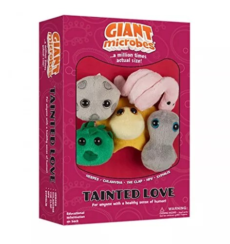 Giantmicrobes Themed Gift Boxes – Tainted Love
