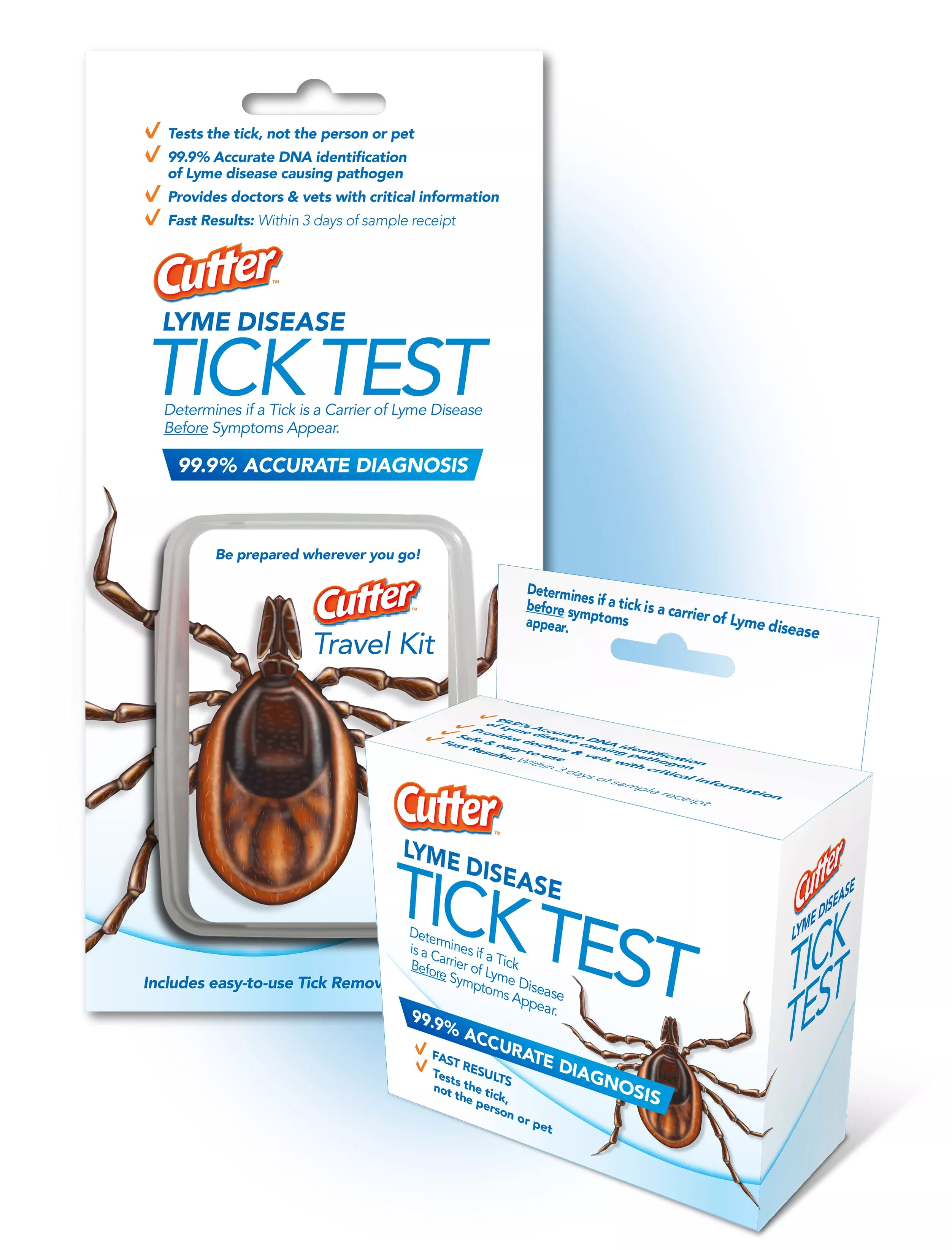 EPA Enterprises launches Cutter™ Lyme Disease Tick Test that provides quick, inexpensive and 99.9% accurate DNA test result.