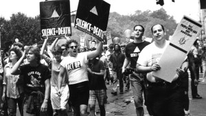ACT UP AIDS Movement of the 1980's