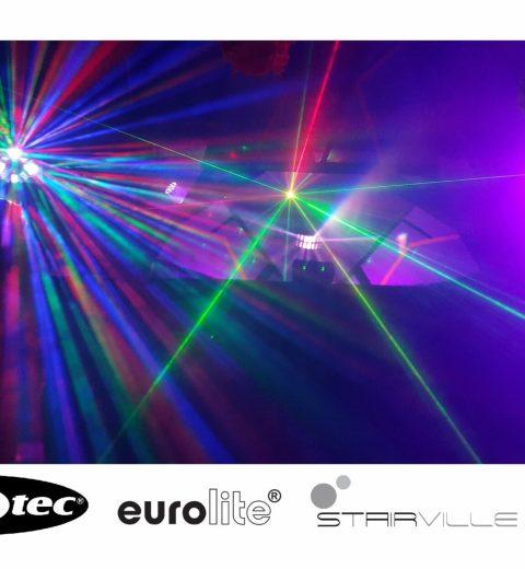 Laser mieten