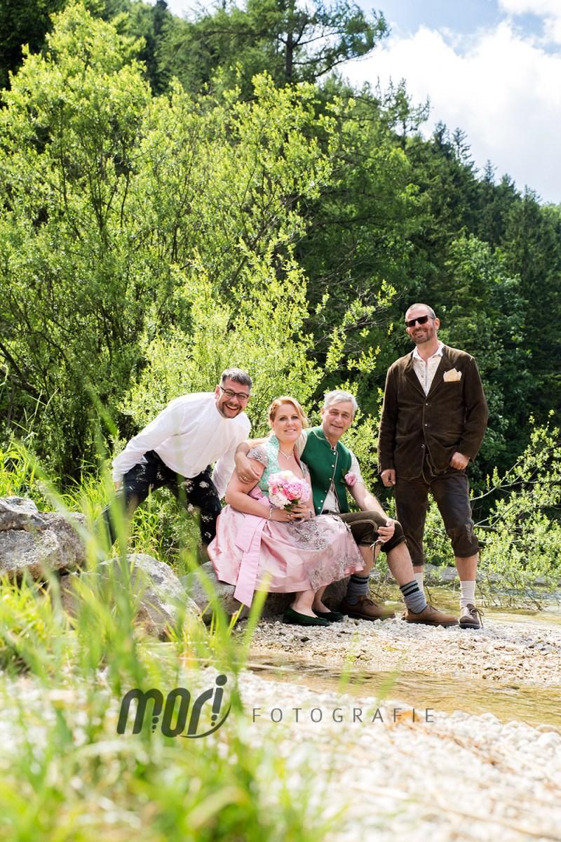 """Hochzeitsfotos in Altaussee im Salzkammergut """"Adriane & Peter""""   MORI Fotografie"""