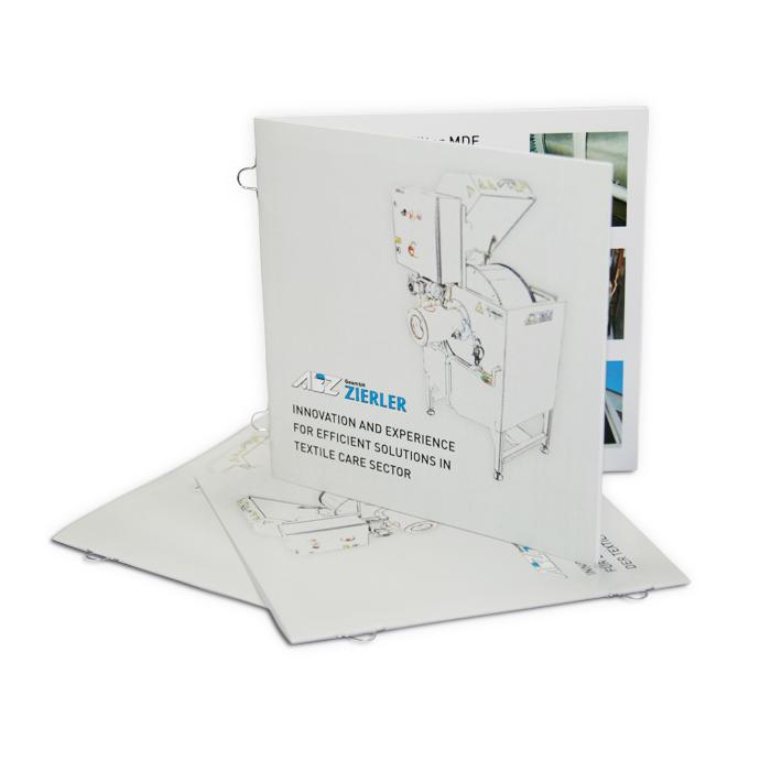 Folder für ABZ-Zierler