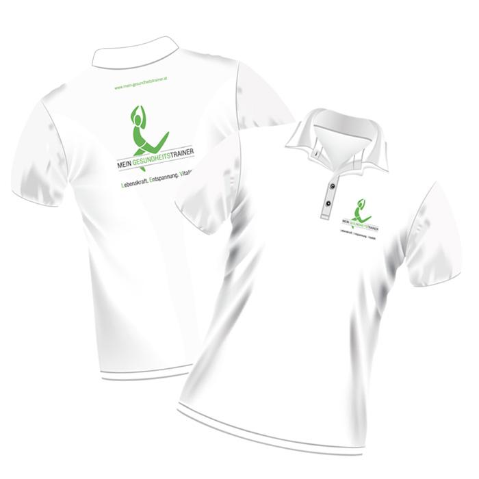 Polpshirts für Mein Gesundheitstrainer