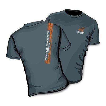 T-Shirt für Siegl Albert