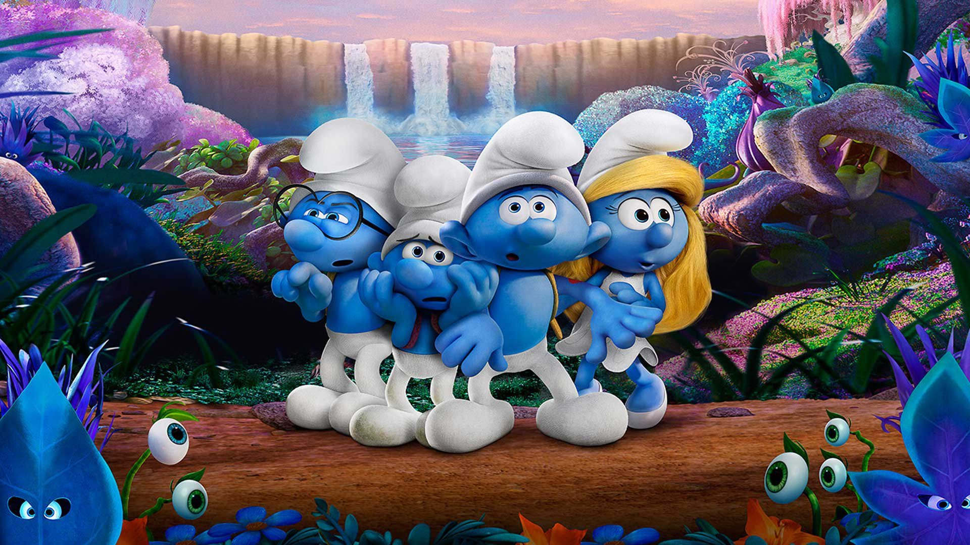 Smurfs The Lost Village 2017 Moria