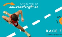 Affiche Race for Gift
