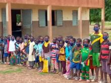 Covid-19 Burkina Faso Morija