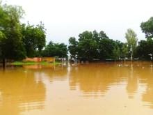 Morija inondations Burkina Faso