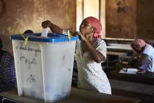 Elections Burkina