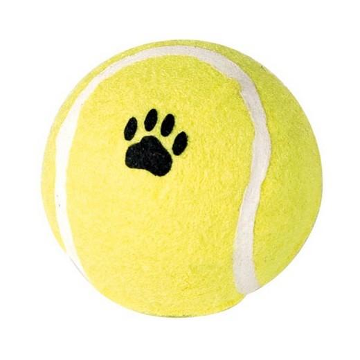 Balle de tennis pour chiens