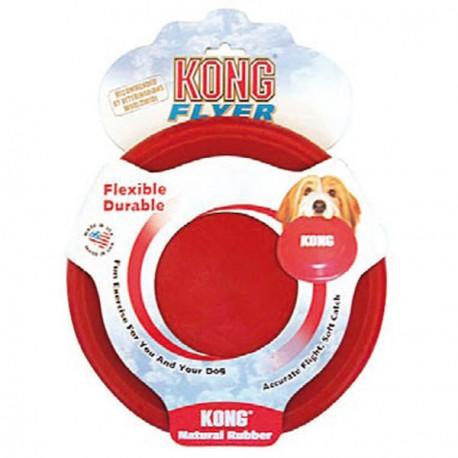 Jouet Kong Flyer - Disque Volant - Frisbee pour chiens