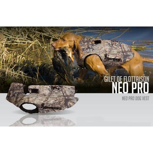 Gilet de flottaison pour chien - NEO PRO - Browning by Cano Concept