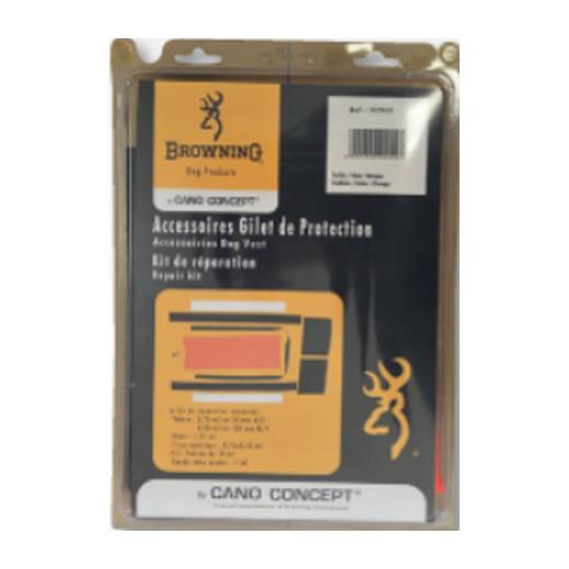 Kit de réparation pour gilet de protection Cano Concept Browning