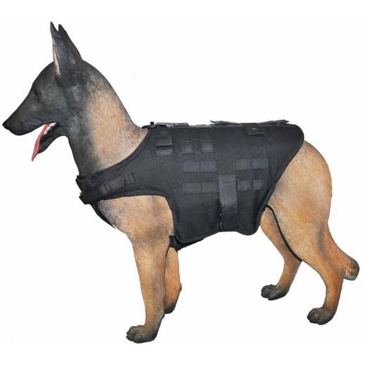 Gilet pare-balles pour chien avec systeme MOLLE