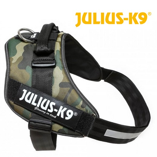Harnais IDC POWER Julius K9 - CAMOUFLAGE