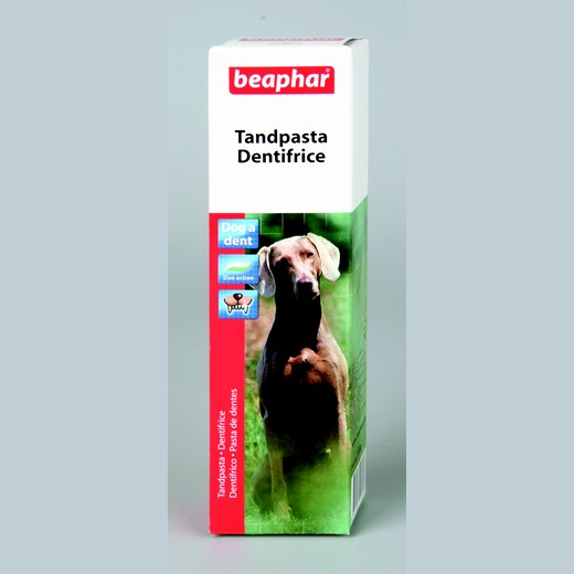 Dentrifrice en tube Dog a dent