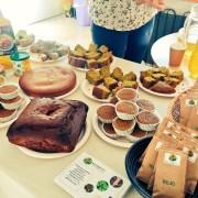 Bizcochos, mermelada y pan con moringa en I Feria InterMares