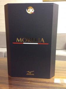 モレリア30周年記念BOX