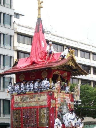 祇園祭り2014