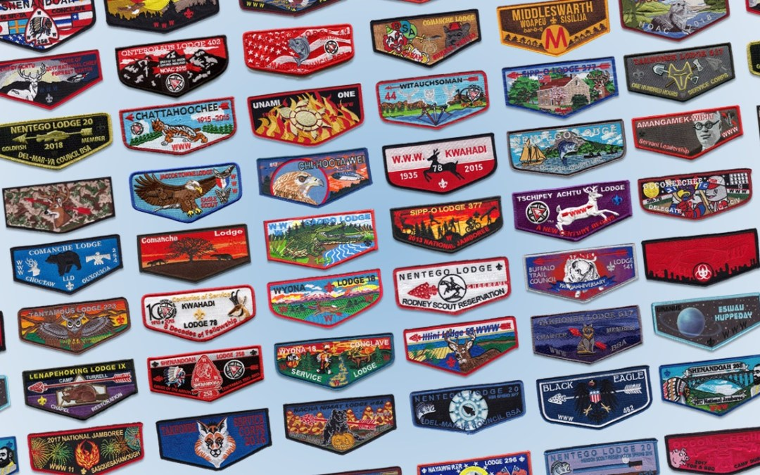 Prepare for NOAC with The Moritz Embroidery Works