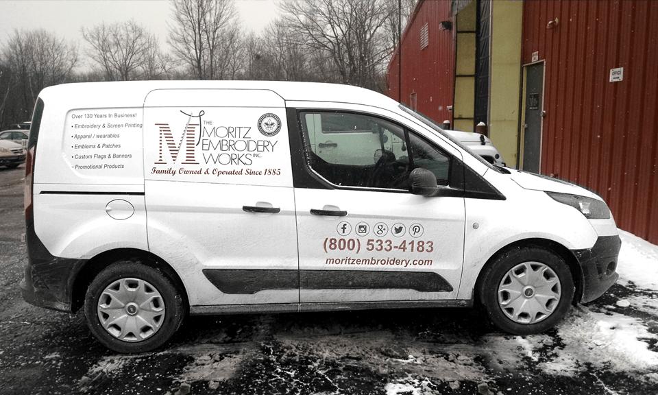 The New Moritz Van