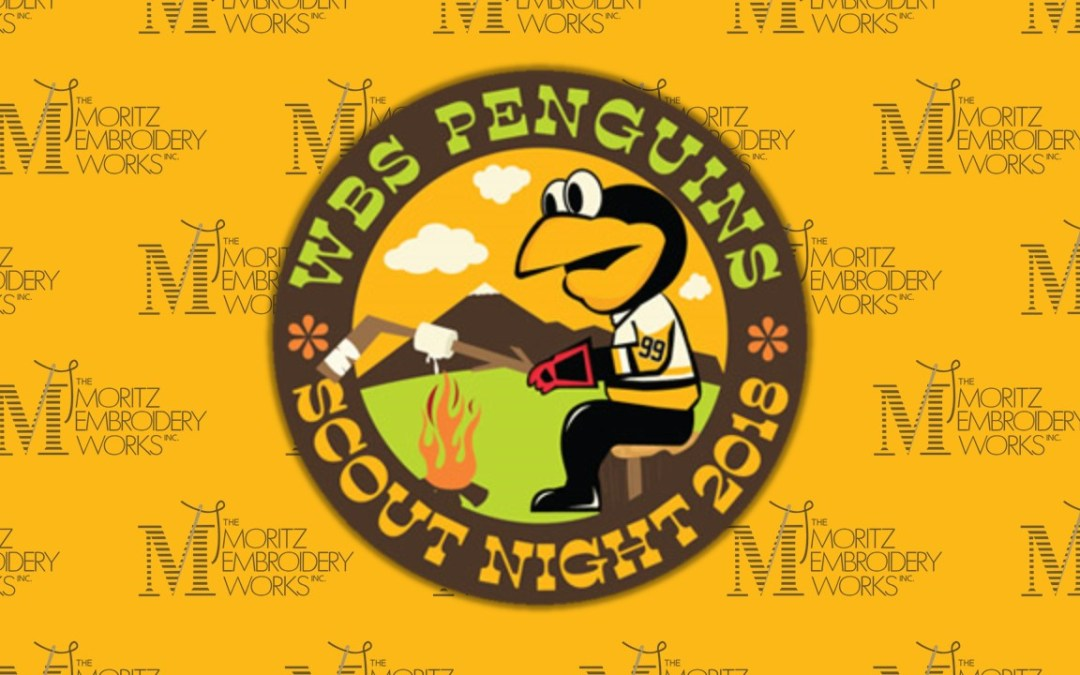 2018 WBS Penguins Scout Night Presented By The Moritz Embroidery Works