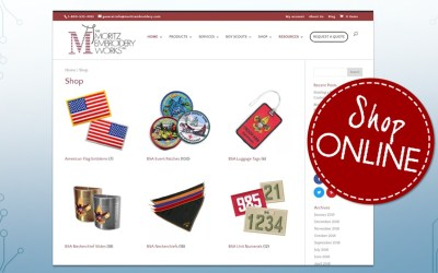 Shop Moritz Embroidery's New Online Store