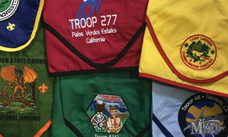 Get Custom Scout Troop Supplies!