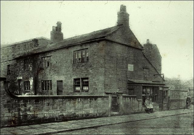 James Dixon's house