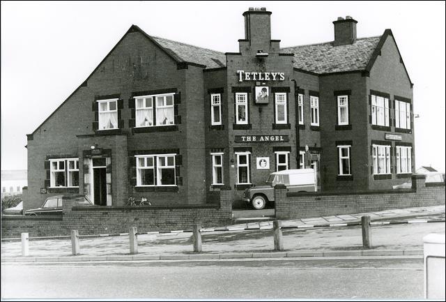 The Angel Public Hotel
