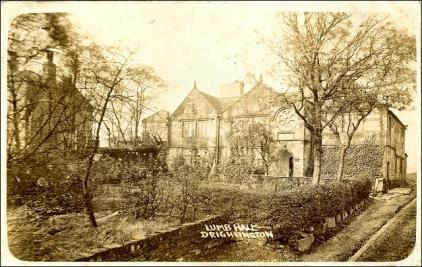 Lumb Hall, Drighlington