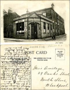 The Old Morley Post Office, Queen Street
