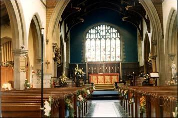 St Paul's, Drighlington Parish Church