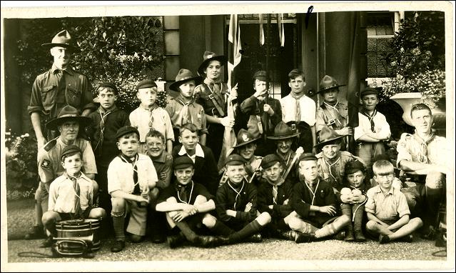 8th Morley(Churwell) Scout Group