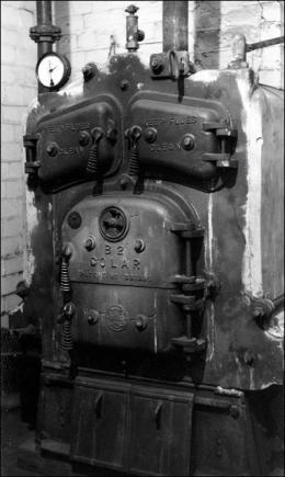 B2 Solar Boiler of Midland Bank, Morley