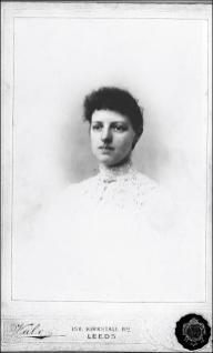 Annie Peel nee Sykes