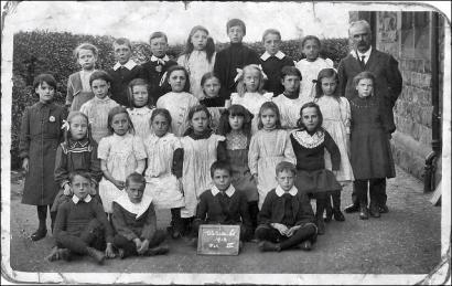 Class 3 Photo Westerton School Tingley