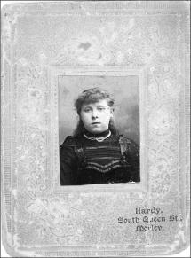 Formal Portrait of Elizabeth Wainwright, nee Bastow born 1884